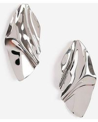 TOPSHOP - irregular Drop Earrings - Lyst