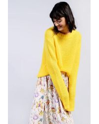 Glamorous - sunshine Knitted Jumper By - Lyst