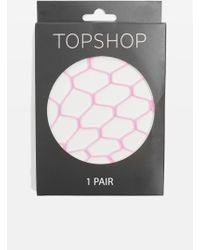 TOPSHOP | Supersize Fishnet Tights | Lyst