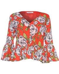 Glamorous - Floral Shift Top - Lyst