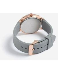 TOPSHOP - Silicone Watch - Lyst