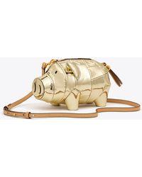 Tory Burch - Metallic Pig Mini Bag   701   Mini Bags - Lyst