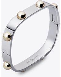 Tory Burch - Studded Bracelet - Lyst