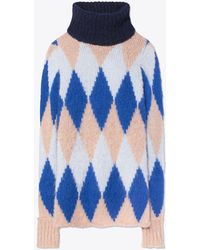 Tory Burch - Libby Turtleneck Sweater - Lyst