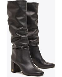 Tory Burch - Brooke Slouchy Boots - Lyst