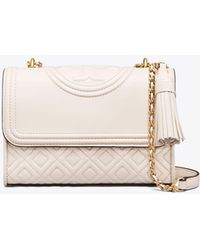 Tory Burch - Fleming Small Convertible Shoulder Bag - Lyst