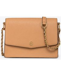 Tory Burch - Robinson Convertible Shoulder Bag - Lyst