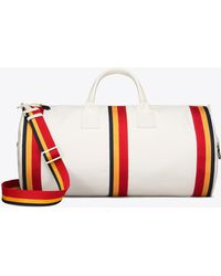 Tory Sport - Tory Burch Canvas Weekender Duffle Bag - Lyst