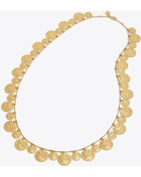 Tory Burch - Coin Rosary - Lyst