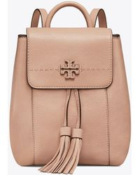 Tory Burch - Mcgraw Backpack - Lyst