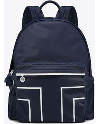 73ae5e38baf Lyst - Women s Tory Sport Backpacks