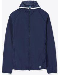 Tory Burch - Nylon Packable Jacket - Lyst