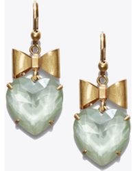 Tory Burch - Heart Earring - Lyst