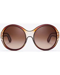 Tory Burch - Split-temple Sunglasses - Lyst