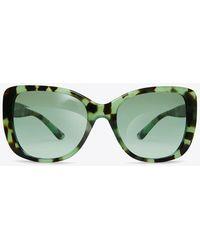 Tory Burch - Logo-temple Sunglasses - Lyst