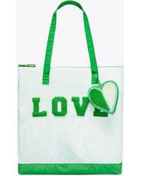 3265496a55b Hot Tory Sport - Heart Packable Keyfob Bag