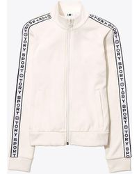 Tory Burch - Banner Track Jacket - Lyst