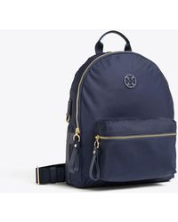 c92bde1b144 Lyst - Tory Burch Scout Small Backpack in Pink