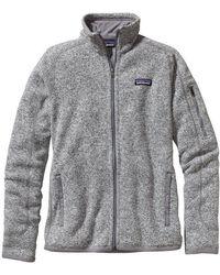 Patagonia - Better Sweater® Fleece Jacket - Lyst