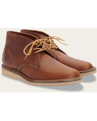 Red Wing | Red Wing 3322 Weekender Chukka | Lyst
