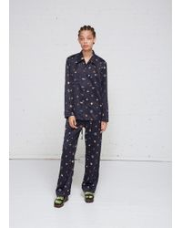 Needles - Floral Embroidered Cowboy Pant - Lyst
