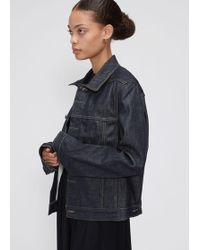 DRKSHDW by Rick Owens - Worker Denim Jacket - Lyst