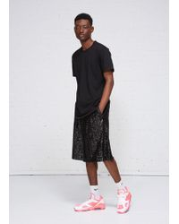 Comme des Garçons - Mesh Layer T-shirt - Lyst