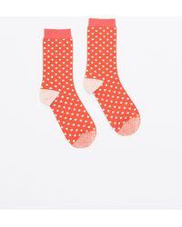 Stine Goya - Iggy Dotted Socks - Lyst