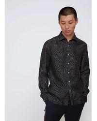 Lanvin - Slim Evolutive Shirt - Lyst