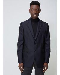 CALVIN KLEIN 205W39NYC - Plain Weave Jacket - Lyst