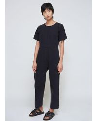 Ilana Kohn - Black Lee Jumpsuit - Lyst