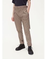 BED j.w. FORD - High Waist Pant Version 2 - Lyst