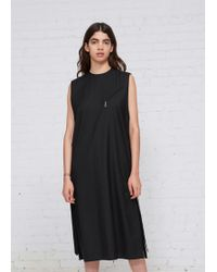 Hyke - Sleeveless Dress - Lyst