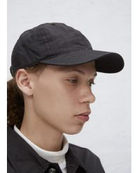 Our Legacy - Overdyded Prince Of Wales Ballcap - Lyst