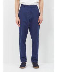 Journal - Navy Sea Drape Pants - Lyst