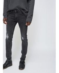 Won Hundred - Rail Black Shady Jean - Lyst