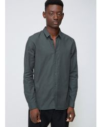 Won Hundred - Park Green Ted Shirt - Lyst