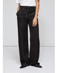 Yang Li - Jacquard Drawstring Trousers - Lyst