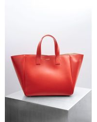 Jil Sander - Medium Edge Shopper - Lyst