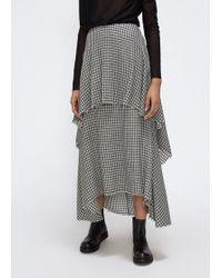 Dusan - Layered Skirt - Lyst