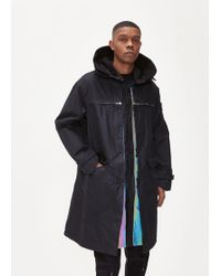 Stone Island - Shadow Project Stretch Cotton Parka - Lyst