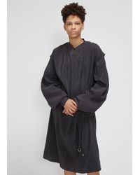 Lemaire - Large Sleeve Dress - Lyst