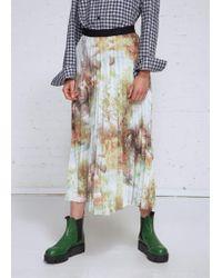 Viden - River Skirt - Lyst