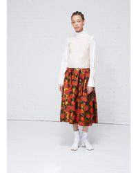 Ms Min - Volume Dress - Lyst