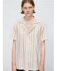 Viden - Camp Shirt - Lyst