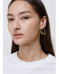 Charlotte Chesnais - Single Turtle Earring - Lyst