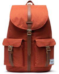 Herschel Supply Co. Dawson Picante Crosshatch Backpack - Orange