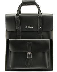 Dr. Martens | Dr. Martens Black Kiev Large Backpack | Lyst