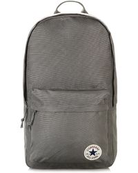 Converse - Charcoal Core Edc Poly Backpack - Lyst
