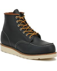 "Red Wing - 8859 6"" Moc Toe Boot - Lyst"